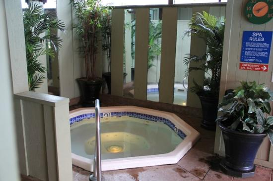 Best Western Plus Humboldt Bay Inn: spa area