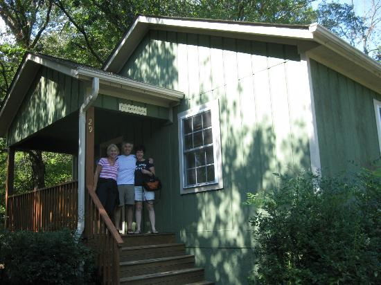 Asheville Cottages: Bent Creek
