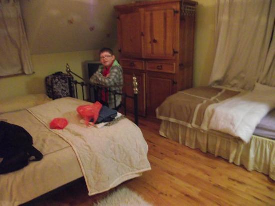 Derg View House: BEDROOM