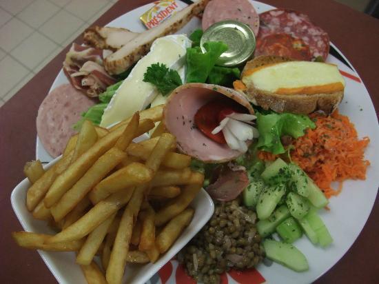 La Doucette: La Salade Doucette