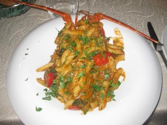 Dietro le Quinte: Kreeft met pasta!