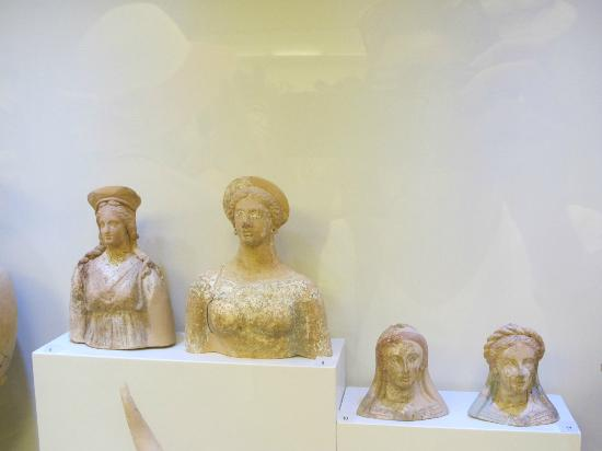 Heraklion Archaeological Museum: Unknown