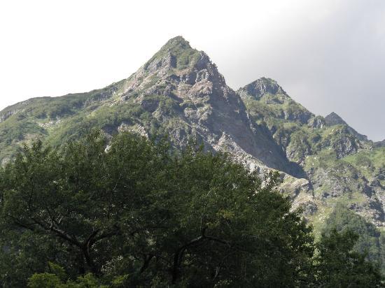Kamikochi Myojinkan: 明神岳(穂高岳)