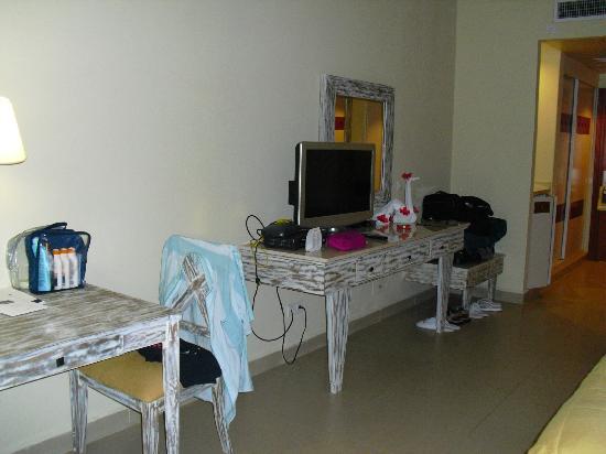 إيبروستار دومينيكانا أول إنكلوسف: Room 