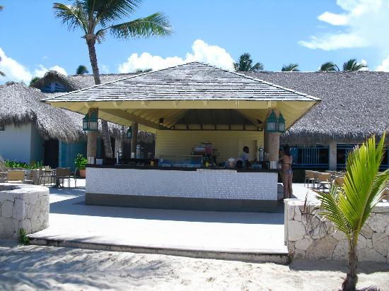 Iberostar Dominicana Hotel : Beach bar