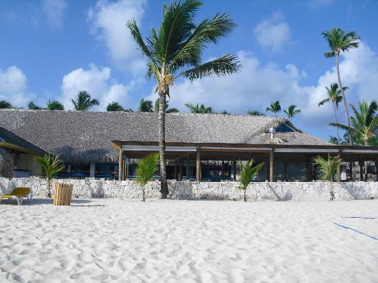 Iberostar Dominicana Hotel: Beach restaurant