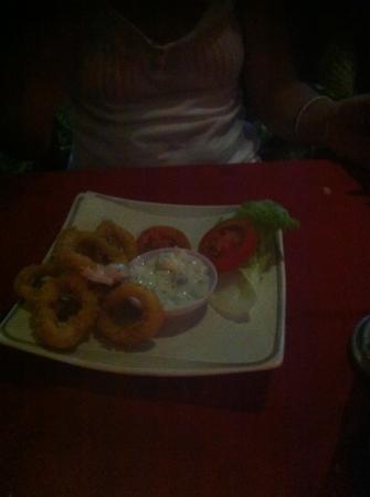 Carliz Art Cafe: calmari