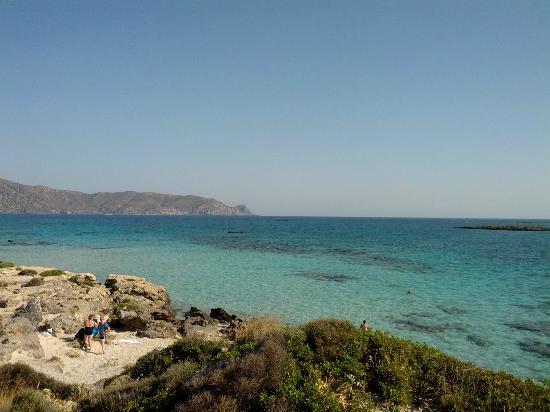 Elafonissi  Beach: Lovely