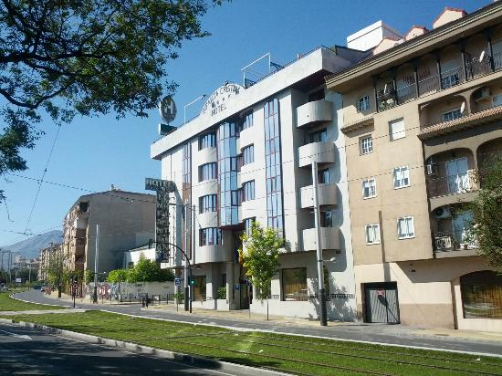 Hotel Infanta Cristina: Vista exterior