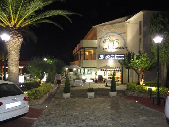 Restaurante Cristina : Entrada complejo