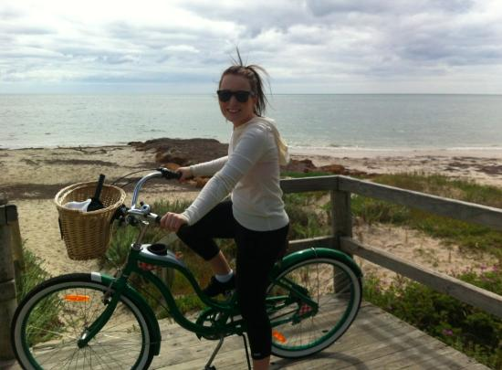 Cycle Round the Bay: :)