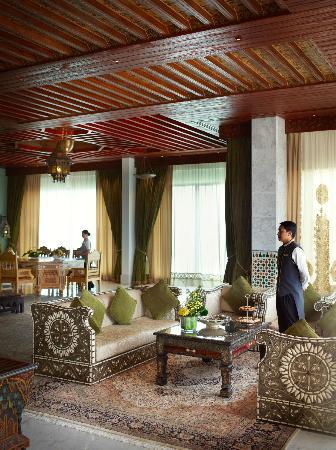 Raffles Dubai: Penthouse Suite