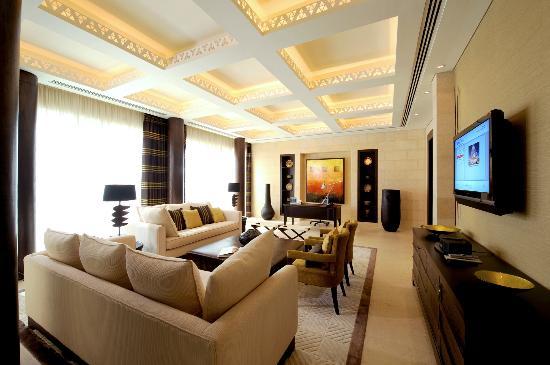Raffles Dubai: Raffles Presidential Suite - Earth