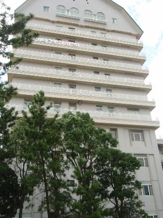 Seapal Suma: ホテル外観