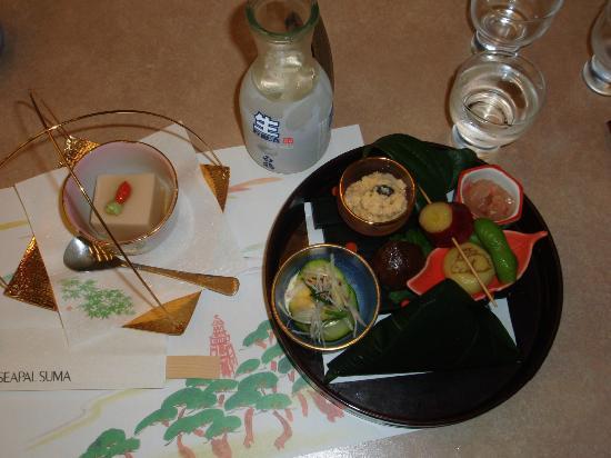 Seapal Suma: コース料理②