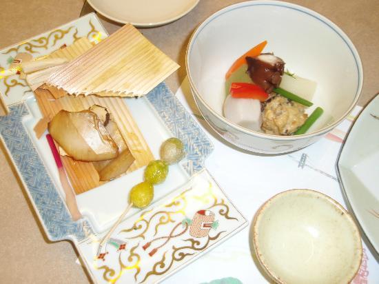 Seapal Suma: コース料理①