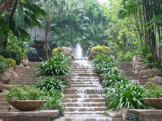 Sunway Resort Hotel & Spa: Private Garden for Villas