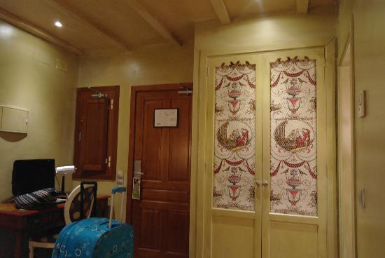 Sacristia de Santa Ana: room