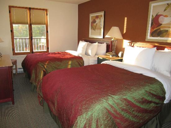 Homewood Suites Mont-Tremblant: 2e chambre