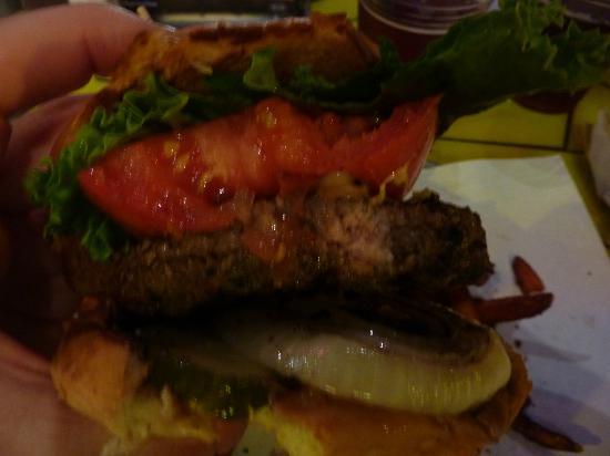 BGR The Burger Joint: The burger