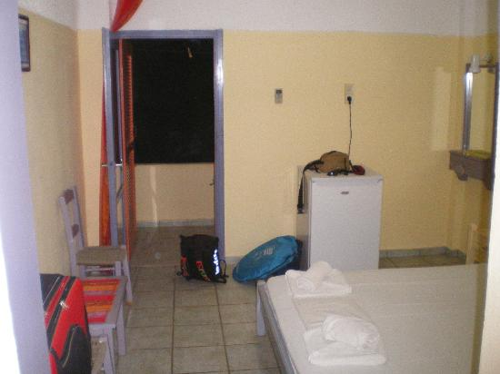 Hotel Neos Matala: stanza