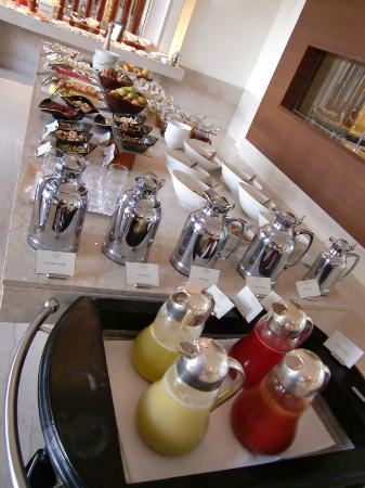 The Oberoi, Gurgaon: breakfast