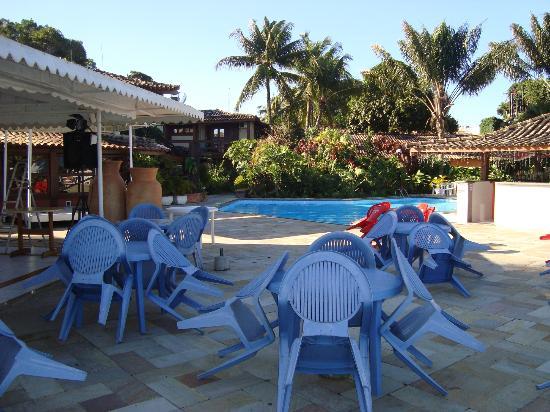 Hotel Solar Do Imperador: Relaxante...