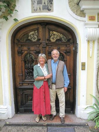 Schloss Haunsperg : Eike & Georg your hosts
