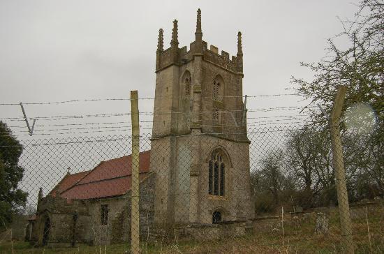 Salisbury, UK: Imber - St Giles' Church
