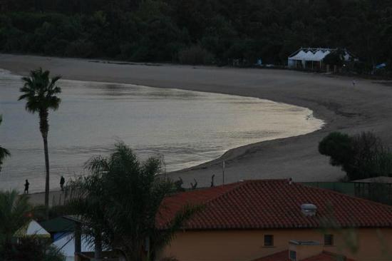 Hotel Club Saraceno: Beach