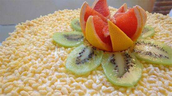 Hotel Club Saraceno: Desserts