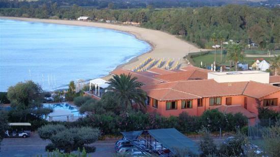 Hotel Club Saraceno: Hotel area