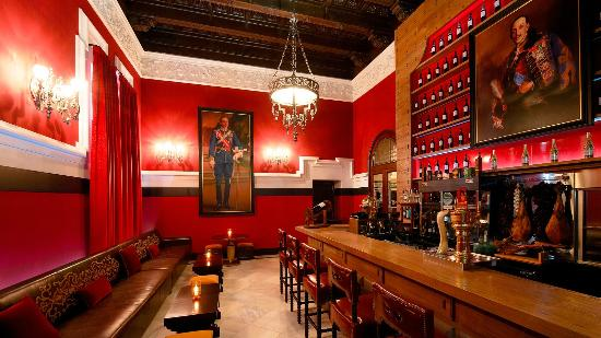 Hotel Alfonso XIII, A Luxury Collection Hotel, Seville : Bodega Alfonso