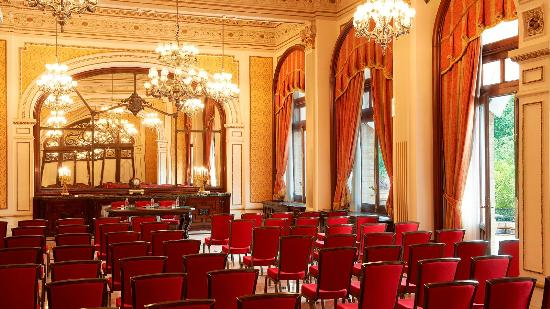 Hotel Alfonso XIII, A Luxury Collection Hotel, Seville : Meeting room