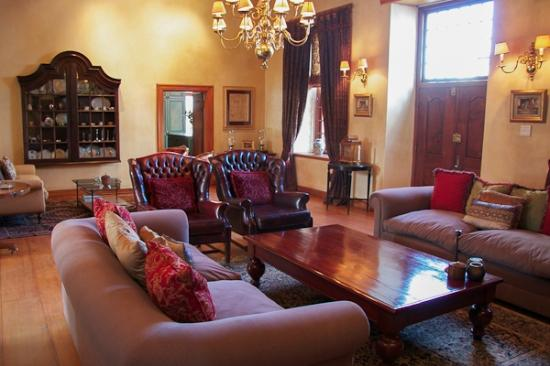 Vrede en Lust Estate: Manor House