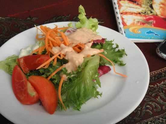 Tantawan Restuarant: The starter buffet
