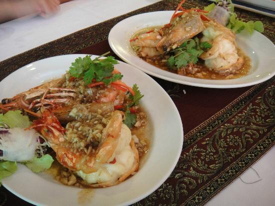 Tantawan Restuarant: Food we ordered