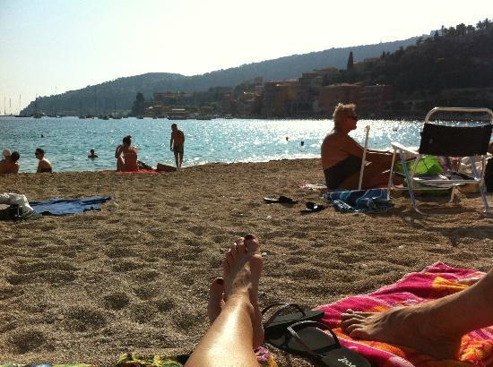 La Regence: the beach