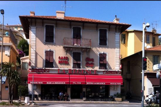 La Regence: the hotel