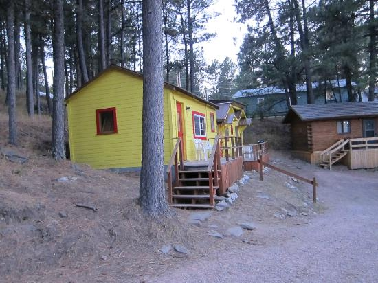 Shady Rest Motel: Cabin 7