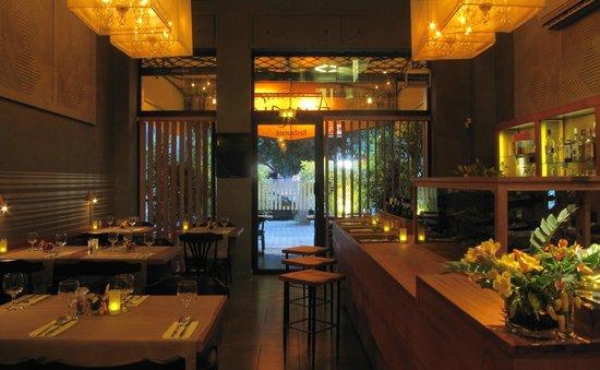 Amaia restaurant marrakech restaurant reviews phone for Restaurant jardin marrakech