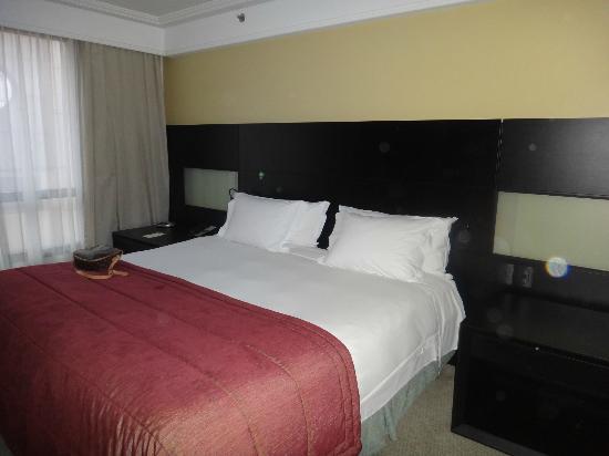 Novotel Florianopolis: Comfy bed!!!