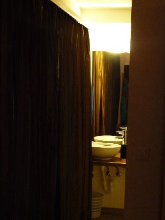 hotel la romantica coin wcdouche sans porte - Douche Sans Porte
