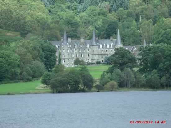 Claymore Hotel: scottish manner house in the Trossachs