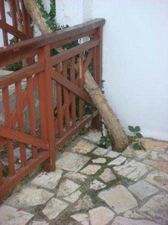 Daphnila Bay Thalasso: Balcony