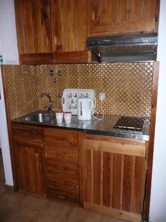 Aparthotel Pinhao: angolo cottura