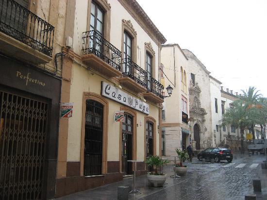 Casa Puga: Almeria