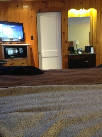Best Western Plus Cold Spring: Inside the room