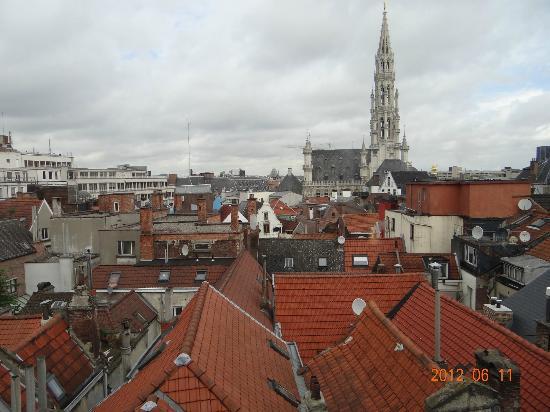Alma Hotel: View