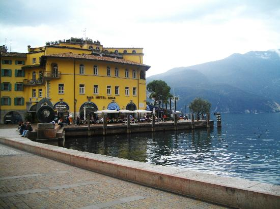 Hotel Bristol: Riva Del Garda.
